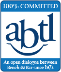 100% Committed - ABTL - An open dialogue between Bench & Bar since 1973