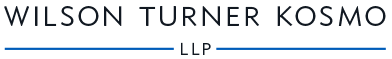 Wilson Turner Kosmo LLP Logo