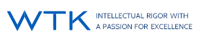 WTK - Intellectual Rigor with a Passion for Excellence